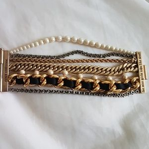 Juicy Couture Jewelry - Juicy Couture Multistrand Bracelet